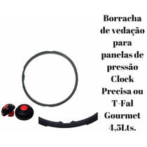 Kit.borracha P/panela Clock T-fal C/2 Valvulas De Segurança.