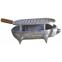 Churrasqueira De Aluminio Fundido Porcão O Melhor Churrasco