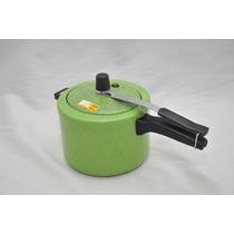 Panela De Pressão Coloridas Verde Premium 10 Litros