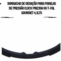 Borracha P/ Panela De Pressão T-fal Gourmet Classic 4,5 L