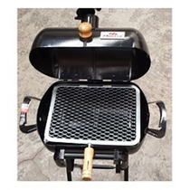 Churrasqueira A Carvão Mini Grill Bafo Mc-70 Para Mesa