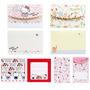 Kit 4 Modelos Diferentes De Envelopes Avulsos Da Hello Kitty