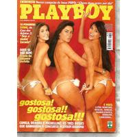 Revista Playboy Garotas Da Brahma 2002 Ediçao 320 No Estado
