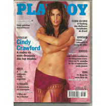 Revista Playboy Cindy Crawford 1998 Ediçao 278 No Estado