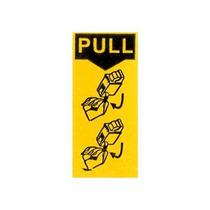 Etiqueta Remova Pull Puxe P/ Cartuchos 100 Unid Frete Grátis