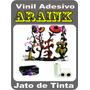 Vinil Adesivo P/ Impressora Jato De Tinta A3 (frete Grátis )