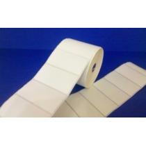 Etiqueta 100x50 Mm - Térmico - Zebra Gx420 Gc420 Tlp2844