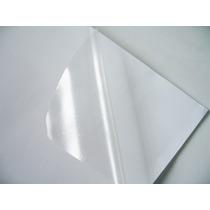 Vinil Adesivo Transparente A4 Impressora Laser