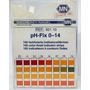 Papel Indicador De Ph 0-14 Cx C/100 Unid Importado Alemanha