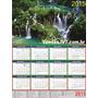Folinha De Calendario 2016 Com Criação Da Arte Grátis