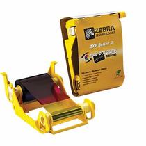 Ribbon Color P/impressora Zebracard Zxp Serie 3 (800033-340)