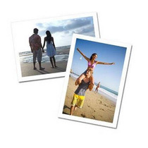 ** Papel Glossy Fotográfico 20 Folhas À Prova D´água 180g A4