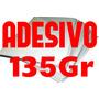 Papel Adesivo Fotografico 135gr A4 20 Folhas + Frete Barato