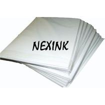 100 Folhas Papel Glossy Fotográfico A Prova D´água 230g A4