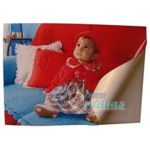 Papel Fotográfico Adesivo Glossy - 100 Folhas
