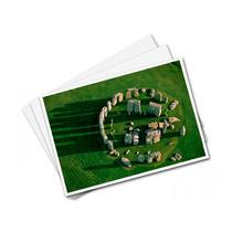 100 Folhas Papel Fotográfico Microporus Satin Fosco 260g A3