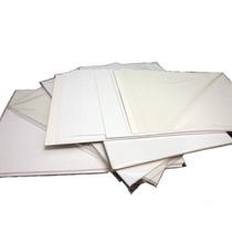 Papel A4 100 Folhas Prensa Temica 8 Em 1 Sublimação Tinta