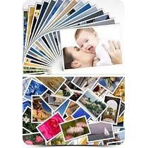 500 Folhas Papel Adesivo Fotográfico Glossy 115 G A4