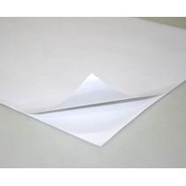 100 Folhas Papel Fosco Adesivo Matte À Prova D´água 135g A4