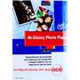 Papel Fotográfico Hi-glossy 180g 20 Folhas A4, 0592 Océ.
