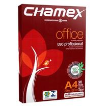 Papel Sulfite 75g A4 - 500 Folhas Chamex