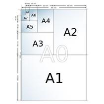 500 Folhas Papel A5 (148x210) 75 G/m² Branco