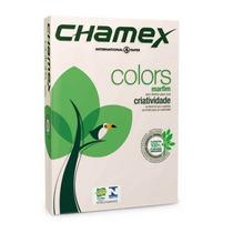 Papel Sulfite A4 Marfim - Pacote 500 Fls. 75g - Chamex