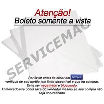 100 Folhas A4 Para Sublimação / Papel Sublimatico Servicemac