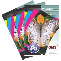 Papel Transfer Obm - A4 - 10 Folhas