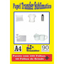 Papel Transfer Sublimatico ( Pacote 500 Folhas) + Brinde