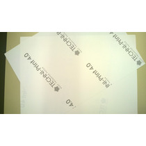 Papel Transfer Laser Light A4 - 100 Folhas