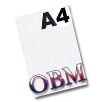 Papel Obm Sublimatico A4 Para Tecidos Escuros 20folhas A4