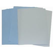 Papel Para Sublimação A 4 Fundo Azul 110g