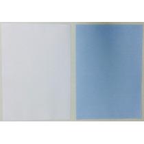 Papel Transfer Sublimatico, A3 Fundo Azul, Pacote 500 Folhas