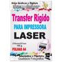 Papel Transfer Laser Caneta Caneca Plástica Copo Long Drink