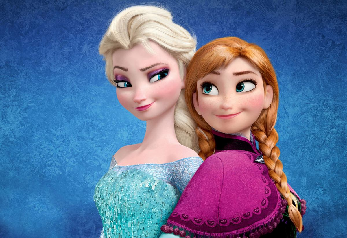 Aparador Walmart ~ Papel De Parede Adesivo Infantil Frozen R$ 299,90 no MercadoLivre
