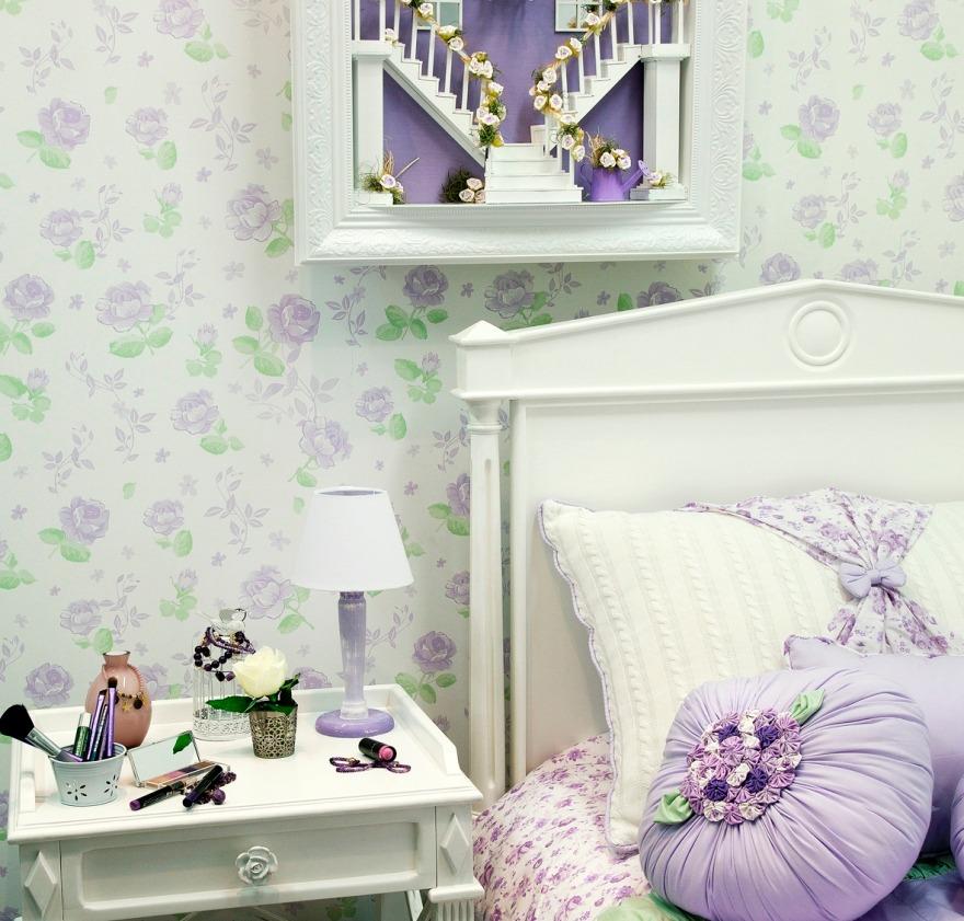 papel de parede bambinos quarto infantil bobinex bebê + cola