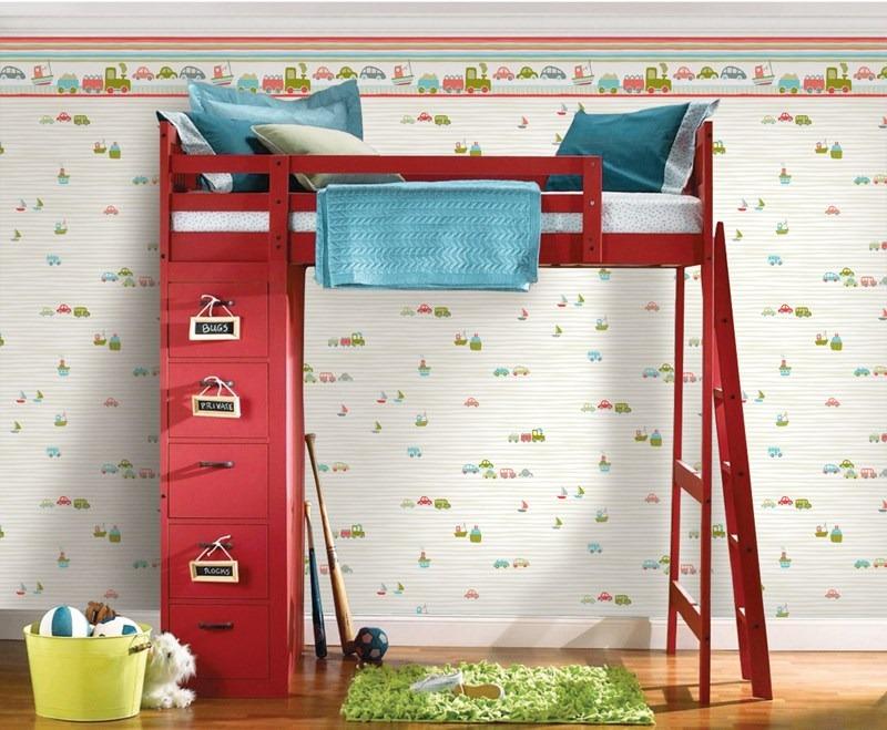 Papel de parede barato infantil importado r 350 00 - Papel pared barato ...