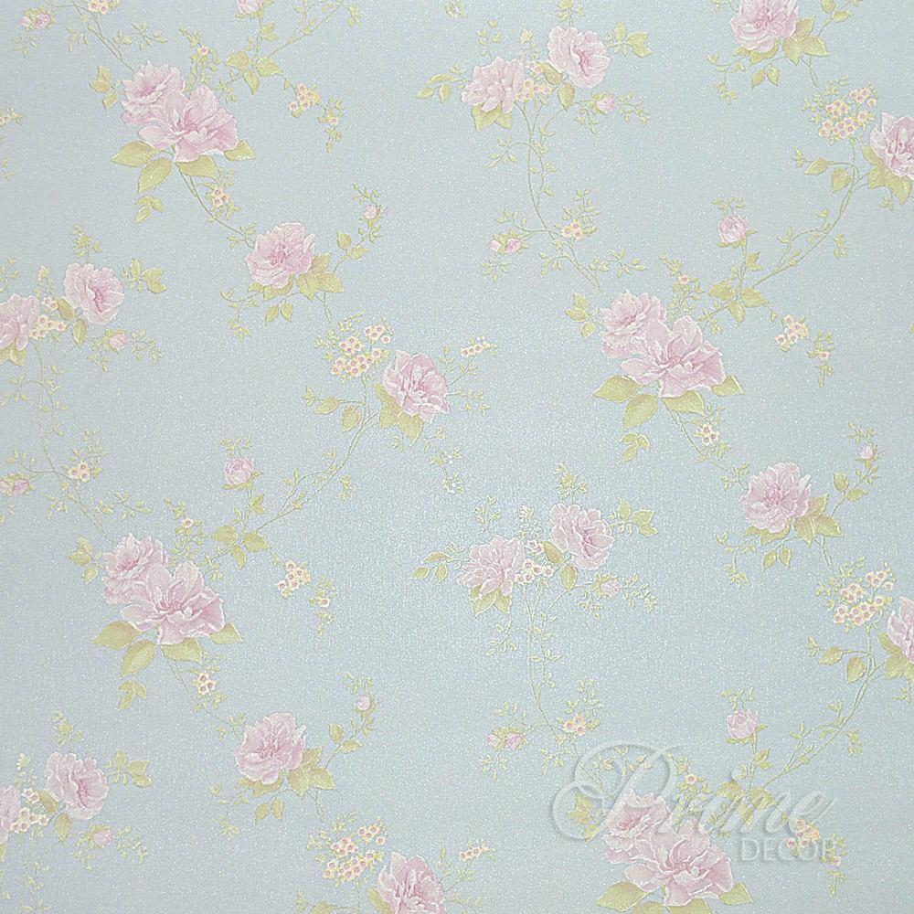 Papel de parede importado vin lico flores alto relevo - Papel vinilico para paredes ...