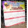 Kit Com 25 Calendário De Mesa 2015 Personalizado