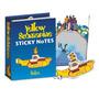 Sticky Notes Upg Yellow Sub 3330