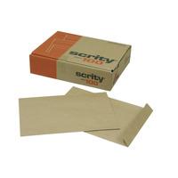 Envelope Pardo Saco Kraft Natural 240 X 340 Com 100 Unidades