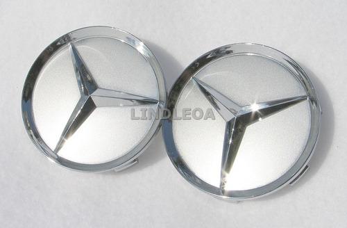 Par Calotas Subcalotas Miolo Mercedes Classe A C E S Slk Clk
