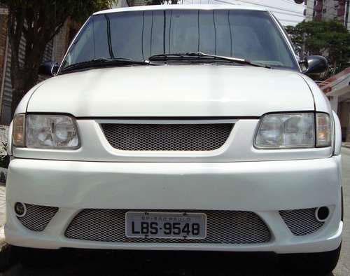 Para Choque Esportivo Chevrolet S10 1996/2001 Sem Pintar