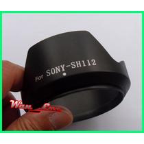 Parasol Sh-112 Sony Nex-3 Nex-5 5n Nex-7 18-55mm 16mm F/2.8