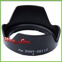 Parasol Sony Nex-3 Nex-5 5n Nex-7 18-55mm 16mm F/2.8 Sh-112