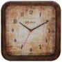Relógio Parede Herweg 6656 272 Envelhecido Analóg - Refinado