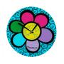 Relógio Blue Flor Romero Britto