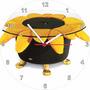 Relógio Parede Personalizado Design De Interiores