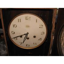 Antigo Relógio Carrilhão Silco 3 Cordas Precisa Restaurar...